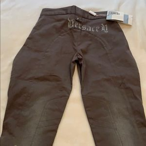 Girls Versace Riding jeans